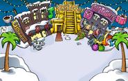 Winter Fiesta 2008 Town