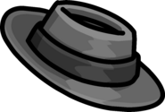 Grey Fedora Clothes Shop