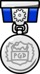 Mission 7 Medal icon de