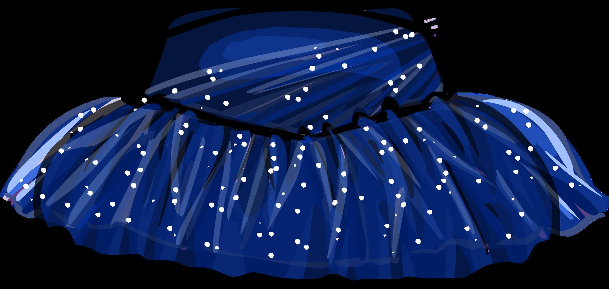 Night Sky Prom Dress | Club Penguin Wiki | FANDOM powered by Wikia