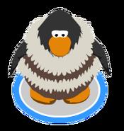 Warm Furry Frock igname