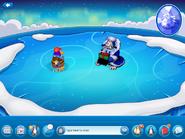 Crystal island mobile