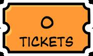 Fair Ticket Icon