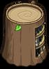 Stump Bookcase sprite 053