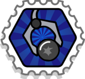 Clam Treasure Stamp Icon 82