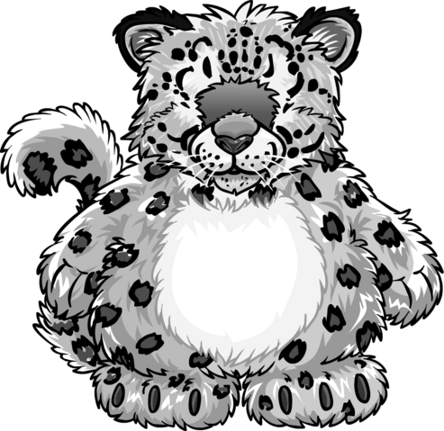 File:Snow Leopard Costume icon.png