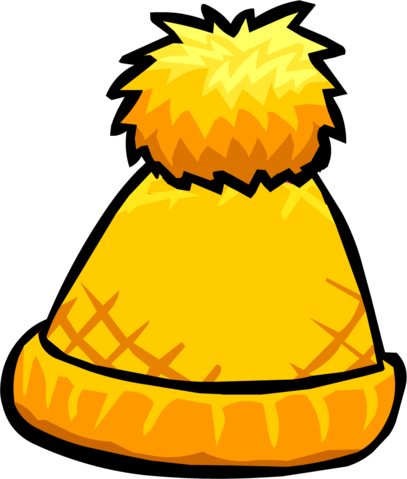File:Yellow Pom Pom Toque clothing icon ID 1100.png