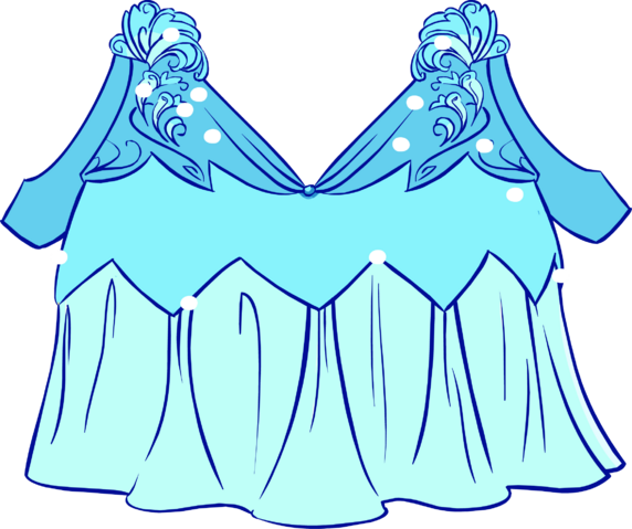 File:Ice Princess Dress icon.png