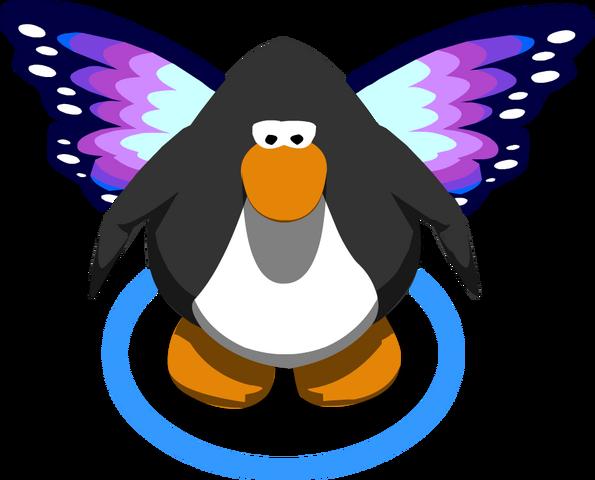 File:Purple Butterfly Wings CU IG.PNG
