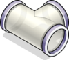 T-joint Puffle Tube sprite 066