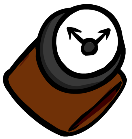 File:Brown Leather Watch clothing icon ID 5228.png