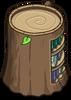 Stump Bookcase sprite 043