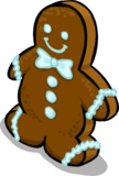 Gingerbread Man sprite 002