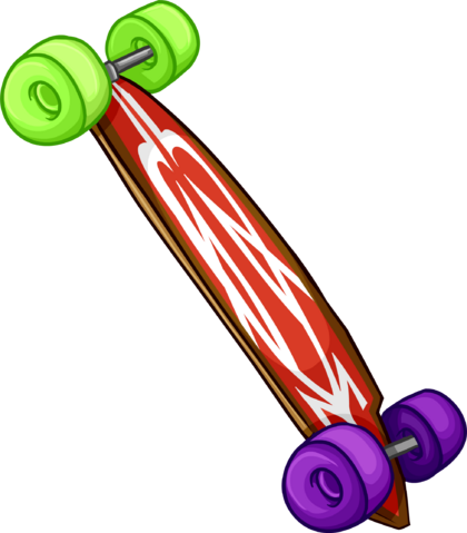 File:Red Longboard icon.png