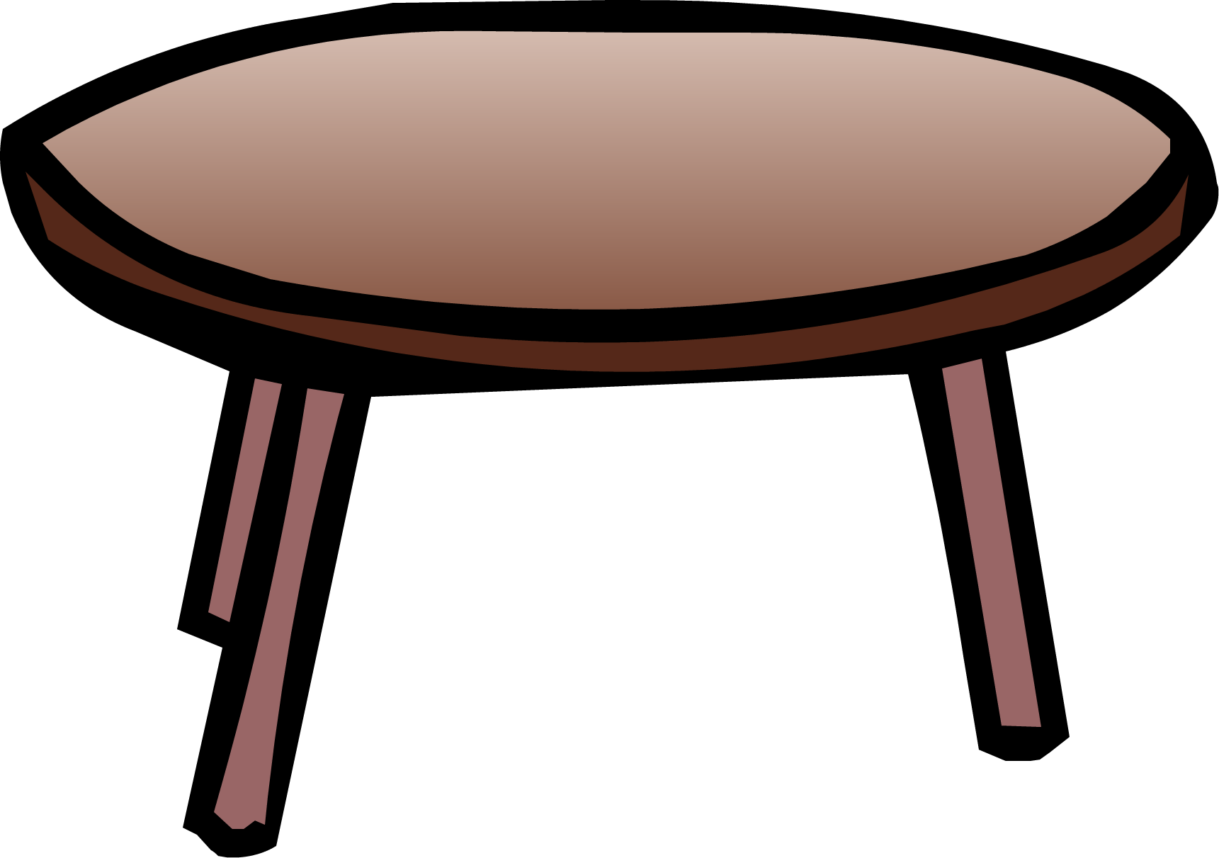 Image coffee table 33 png club penguin wiki fandom for Table wikipedia