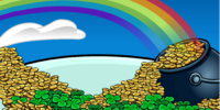 Leprechaun Background