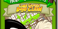 Lime Green Dojo Clean