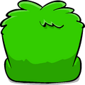 Fuzzy Green Couch sprite 008