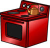Shiny Red Stove sprite 008