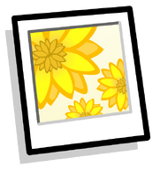 Sunflowers Background clothing icon ID 983
