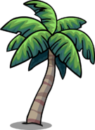 Tropical Palm in-game