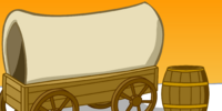 Stagecoach Background