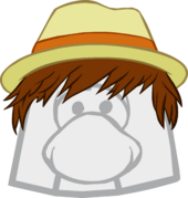Straw Fedora icon