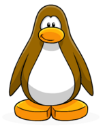 Brown Penguin Create