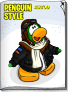 Penguin Style August 2009