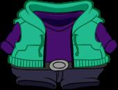 Skate-Style Hoodie