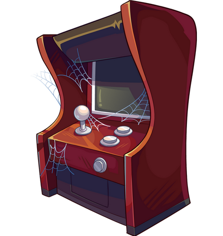 File:Unplugged Arcade Machine.PNG