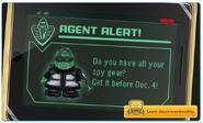 Op. Blackout Items Reminder Log-off Screen 2012