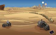 Star Wars Takeover Desert