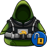 Deep Diver Suit unlockable icon