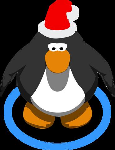 File:Santa Hat in game.PNG