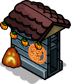 Haunted House Wall sprite 011