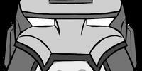 War Machine Helmet