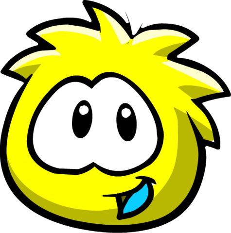 File:Yellow PuffleStare.png