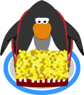 Popcorn Tray in-game 1