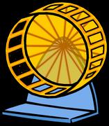 Running Wheel sprite 004