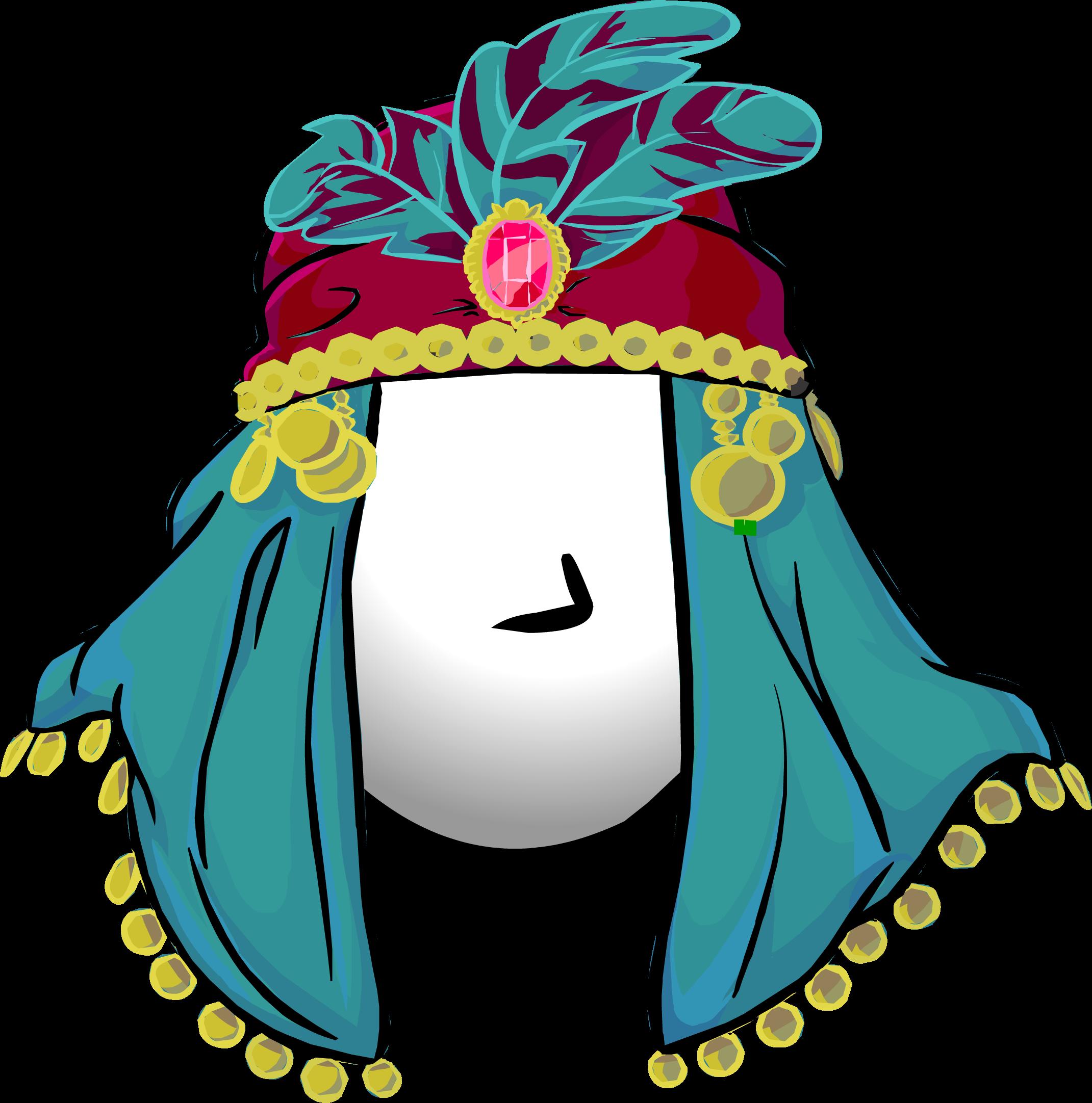 File:Mystic Headress.png