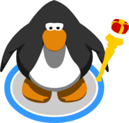 Royal Scepter In-Game