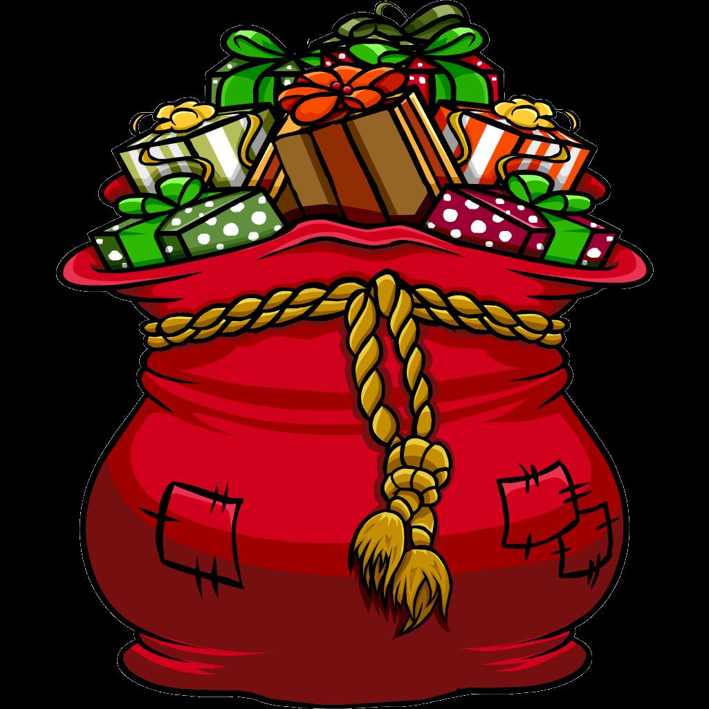 Santa's Present Bag | Club Penguin Wiki | Fandom powered by Wikia