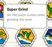 Super grind stamp book