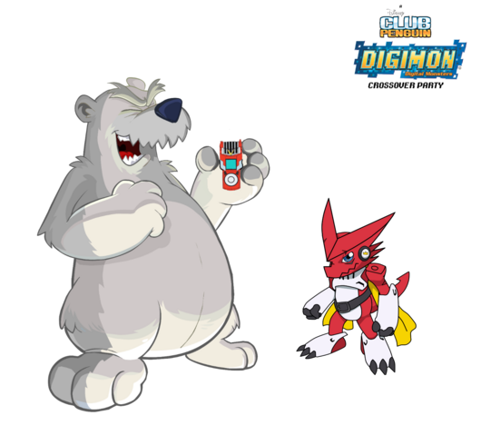 File:A Club Penguin Digimon, Digital Monsters Crossover.png