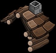 Log Cabin sprite 001