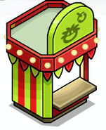 Puffle Paddle Booth