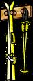 Ski Rack sprite 018