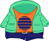 Antarctic Sun Outfit icon