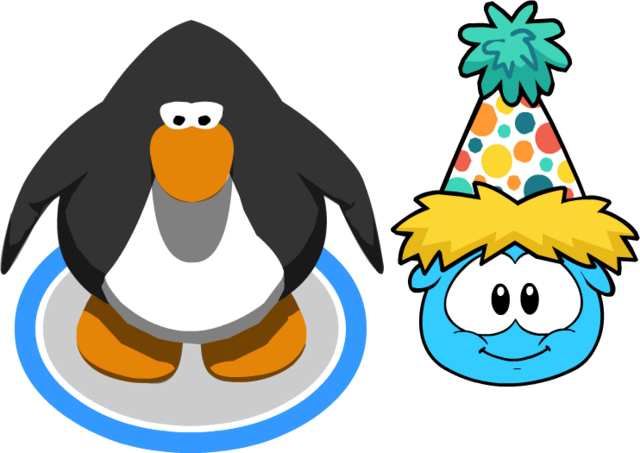 File:Polka Puffle Hat In-Game.png